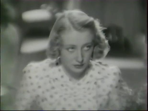 Nadine Vogel dans le film Alerte en Méditerranée (1938) de Léo Joannon