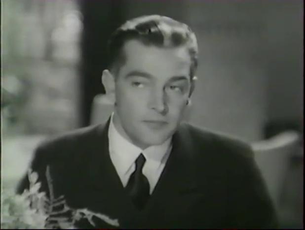 Rolf Wanka dans Alerte en Méditerranée (1938) de Léo Joannon