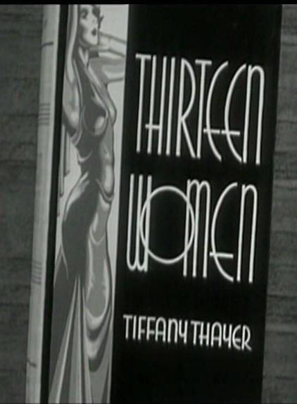 Film Thirteen women (Hypnose)