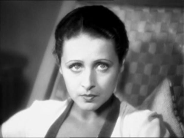 Rosine Deréan dans le film français Les cinq gentlemen maudits (1931) de Julien Duvivier
