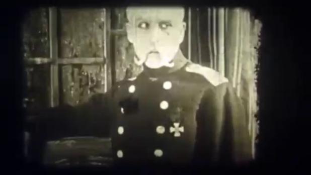 Paul Guidé dans le film muet Princesse Masha (1927)