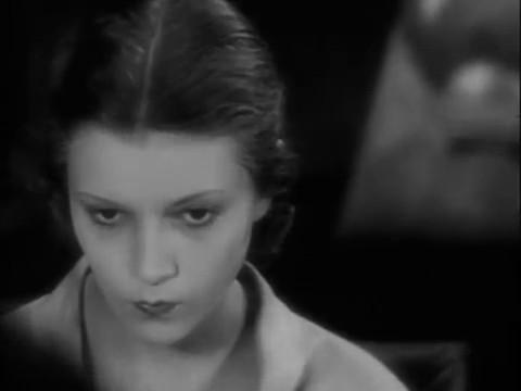 Annabella dans le film muet Maldone (1928) de Jean Grémillon