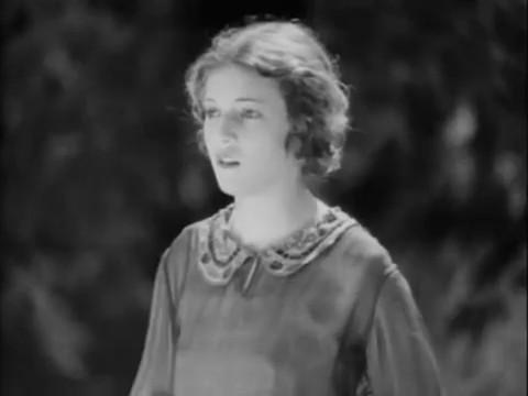 L'actrice Annabella dans Maldone (1928) de Jean Grémillon