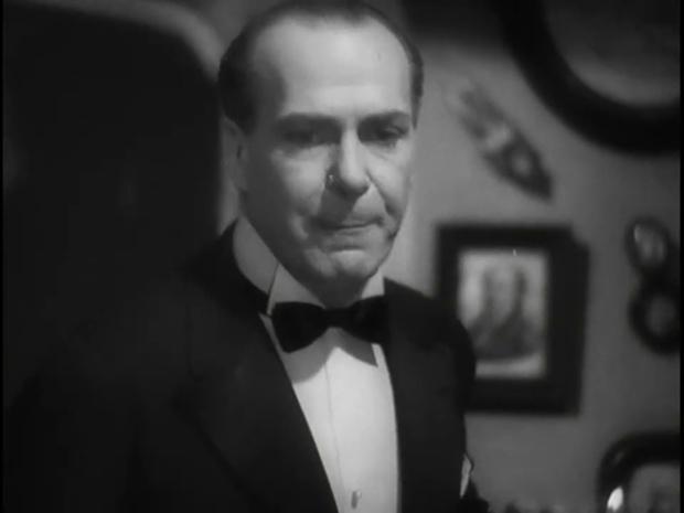 Jean Worms dans le film français Fantômas (1932) de Paul Féjos