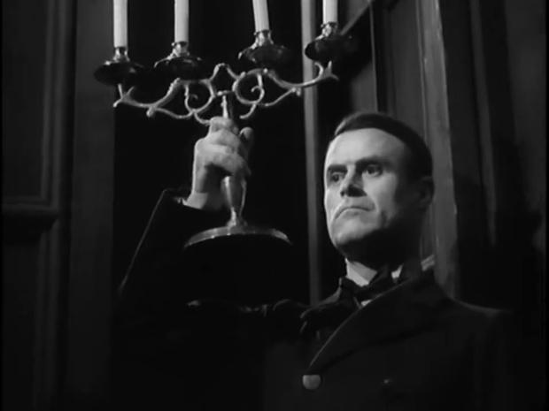Gaston Modot dans Fantômas (1932) de Paul Féjos