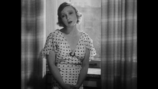 Madeleine Renaud dans le film Le tunnel (1933) de Kurt Bernhardt