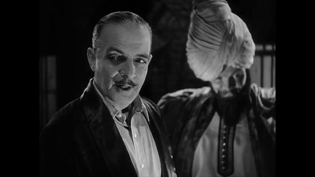 C. Henry Gordon est le docteur Cream dans Charlie Chan at the Wax museum (1940) de Lynn Shores