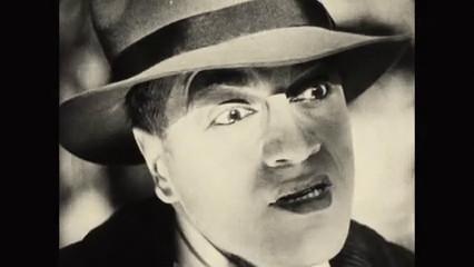 Philippe Hériat dans le film muet L'inondation (1924) de Louis Delluc