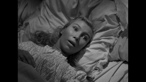 Silvia Monfort dans Le cas du docteur Laurent (1957) de Jean-Paul Le Chanois