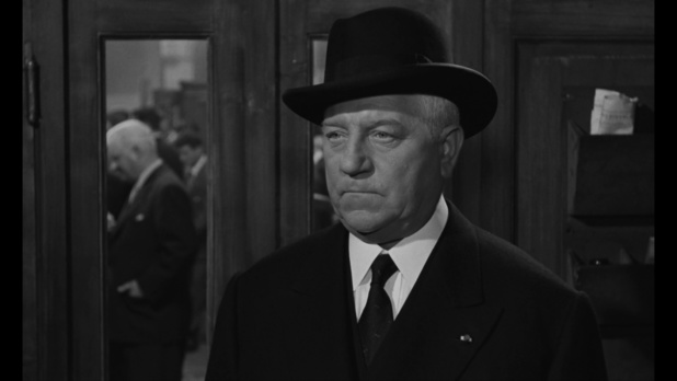 Jean Gabin dans Les grandes familles (1958) de Denys de la Patellière
