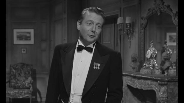 Jean Desailly dans le film Les grandes familles (1958) de Denys de la Patellière