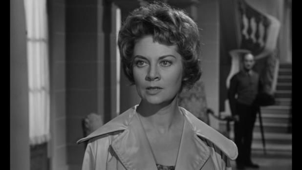 Françoise Christophe dans le film Les grandes familles (1958) de Denys de la Patellière