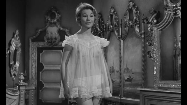 Nadine Tallier dans le film Les grandes familles (1958) de Denys de la Patellière