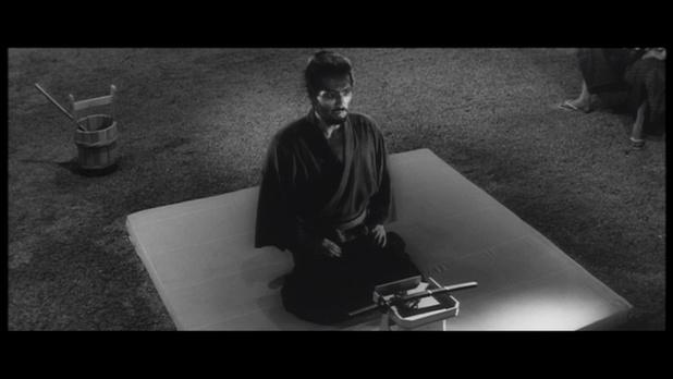 切腹 (Harakiri, 1962) de Masaki Kobayashi : le début