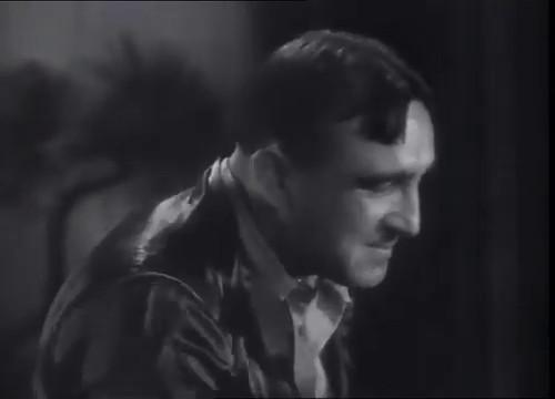 Charles Vanel dans le film La maison jaune de Rio (1931) de Karl Grune