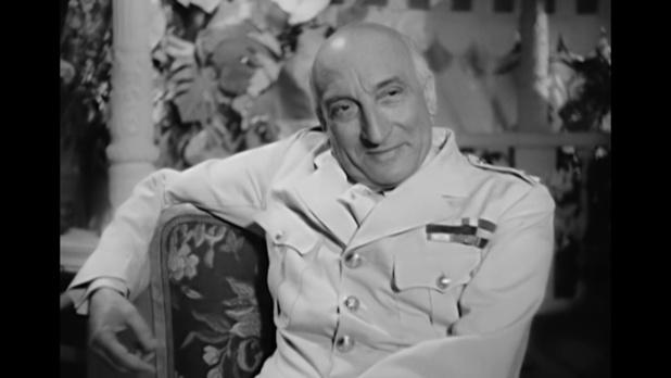 Jacques Copeau dans le film La dame de Malacca (1937) de Marc Allégret