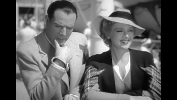 Pierre-Richard Willm et Edwige Feuillère dans La dame de Malacca (1937) de Marc Allégret