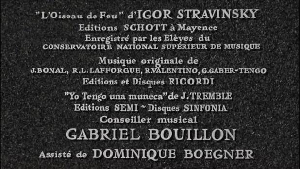 La vérité (1960) de Henri-Georges Clouzot : photogrammes