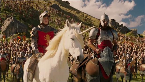 La bataille de Narnia chapitre 1