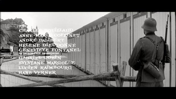 Un singe en hiver (1962) de Henri Verneuil : l'arrivée de Gabriel (HD)