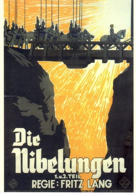 Les Nibelungen (1924)