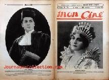 A droite, Georgette Sorelle  : la duchesse de Rovigo dans Madame Sans-Gêne