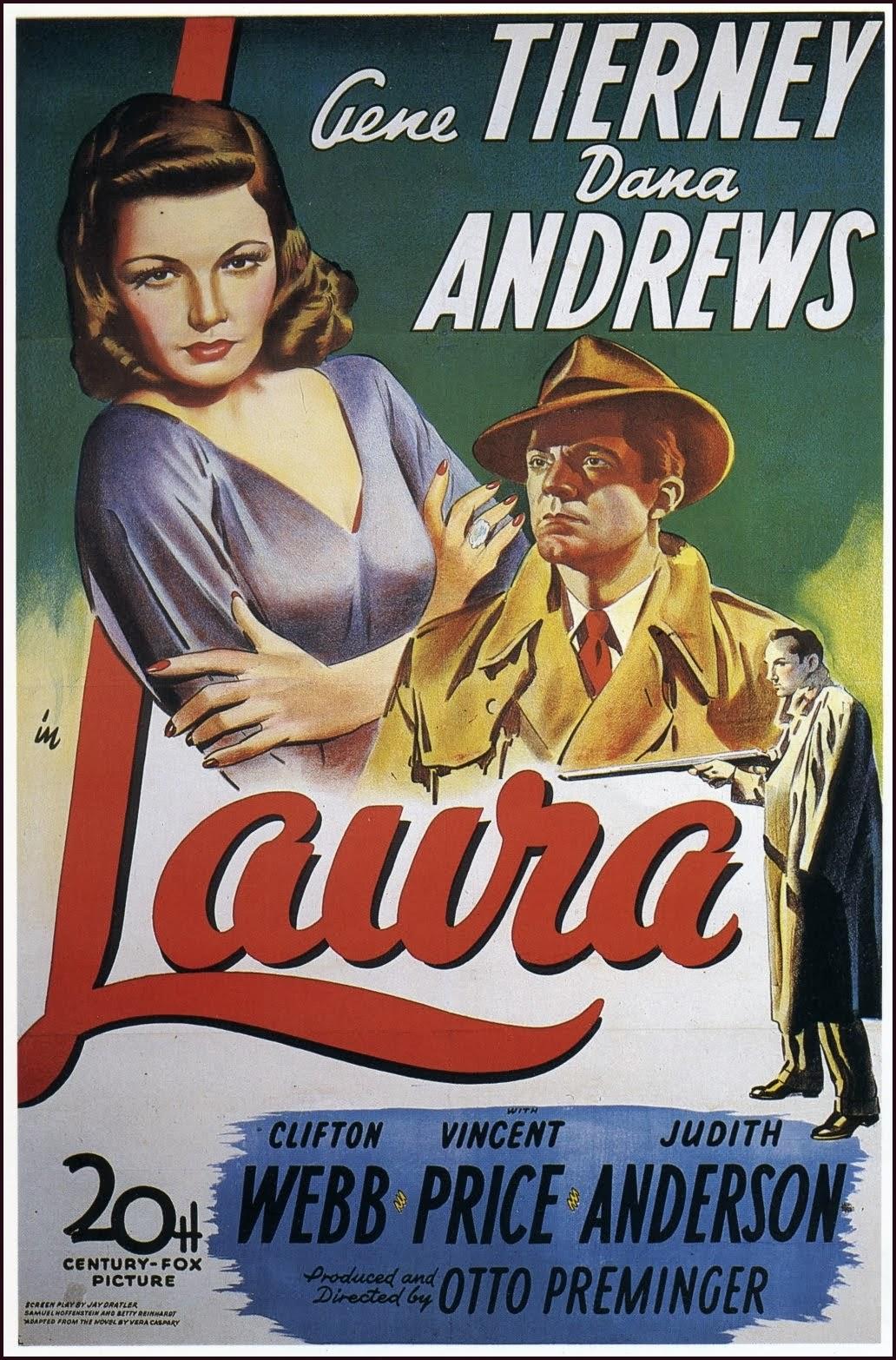 Affiche du film Laura (1944)