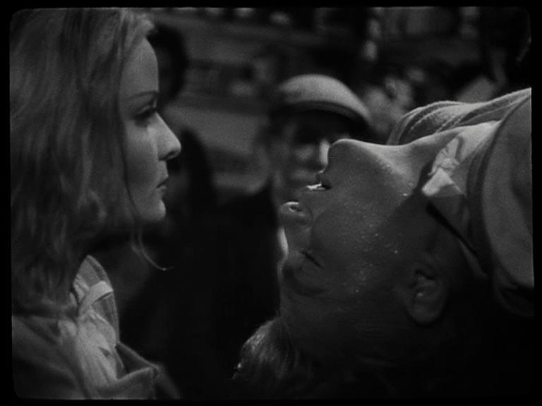 Madeleine Sologne et Jean Marais dans L'éternel retour