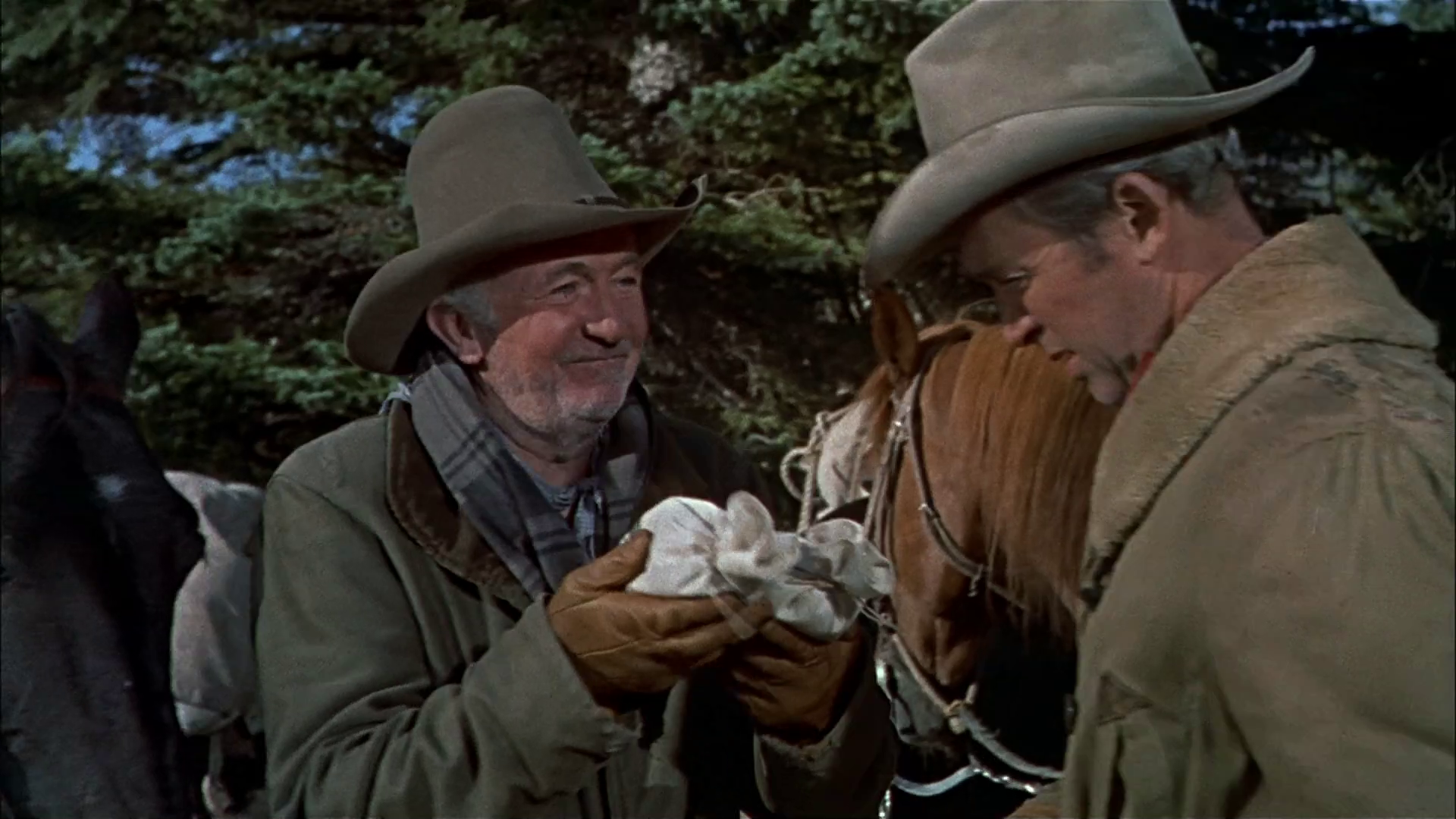 The far country (Je suis un aventurier, 1954) d'Anthony Mann : la fin (HD)