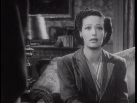 Invisible ghost (Le fantôme invisible, 1941) de Joseph Lewis : Cécile est tuée