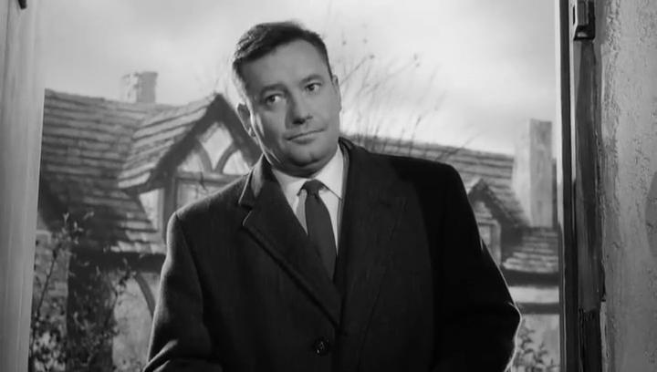 Murder she said (Le train de 16h50, 1961) de George Pollock : un homme empoisonné