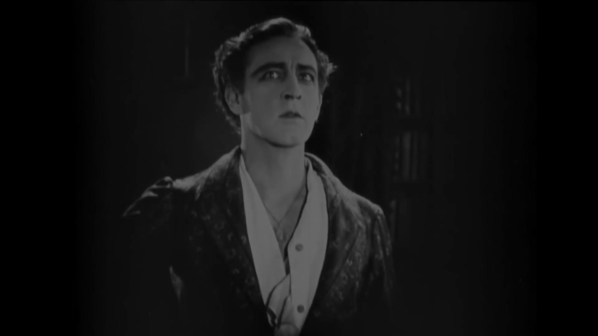 John Barrymore dans Dr. Jekyll and Mr. Hyde (Docteur Jekyll et M. Hyde, 1920) de John S. Robertson