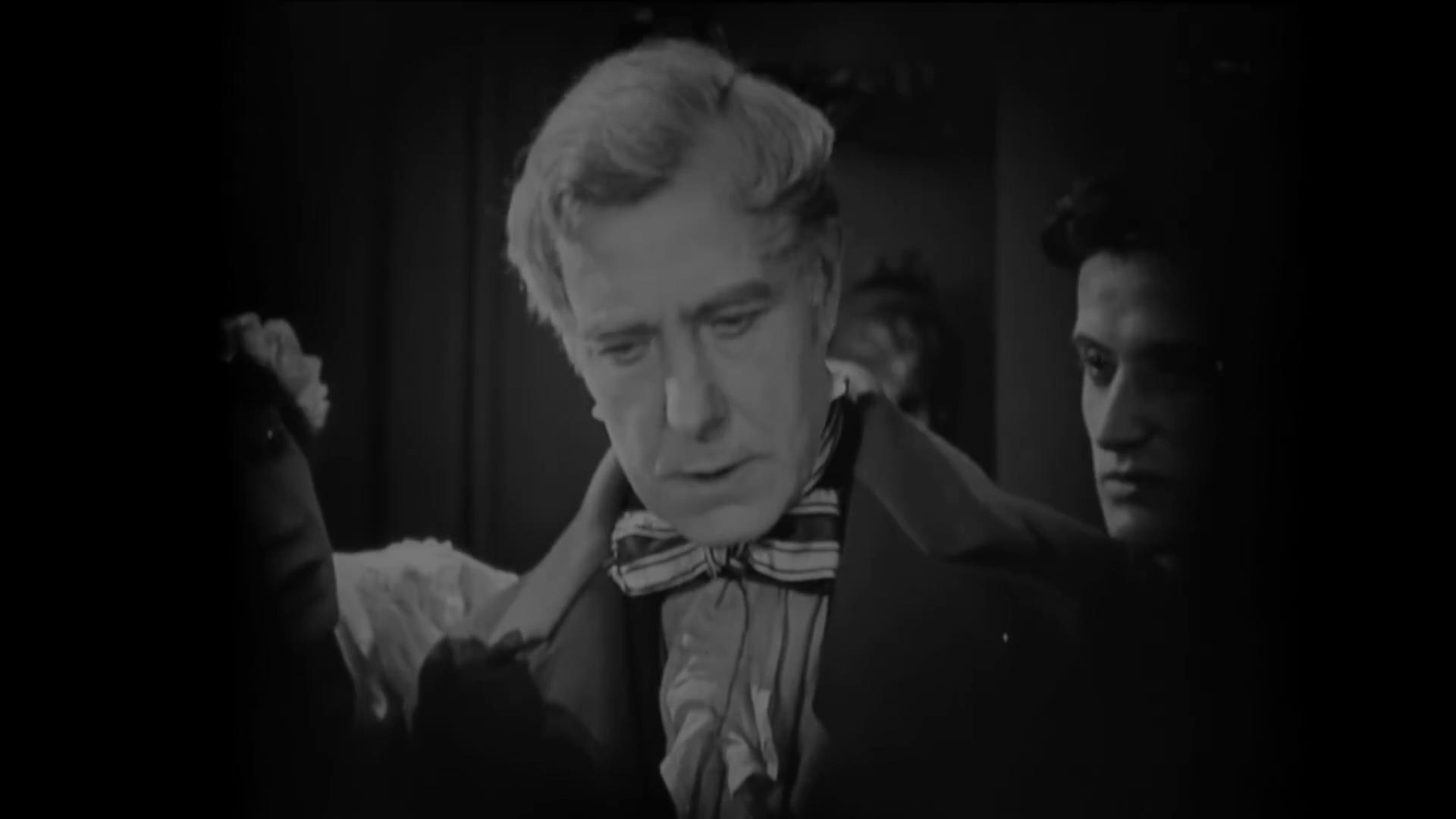George Stevens dans le film Dr. Jekyll and Mr. Hyde (Docteur Jekyll et M. Hyde, 1920) de John S. Robertson