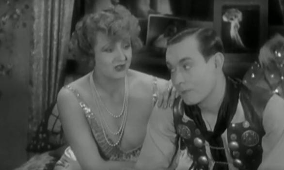 Suzanne Delvé et André Roanne dans Accusée, levez-vous (1930) de Maurice Tourneur