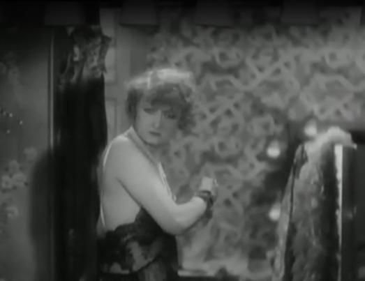 Suzanne Delvé dans le film Accusée, levez-vous (1930) de Maurice Tourneur