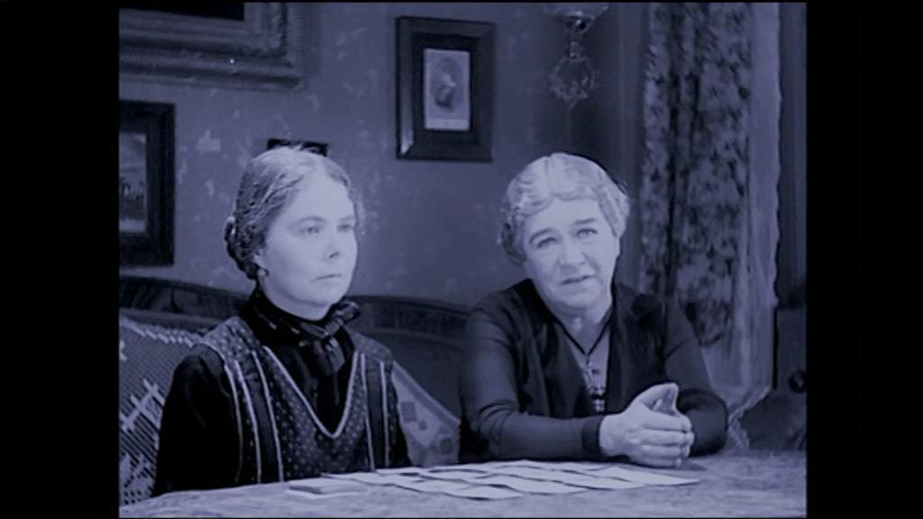 Die grosse liebe (Le grand amour, 1931) d'Otto Preminger : les retrouvailles