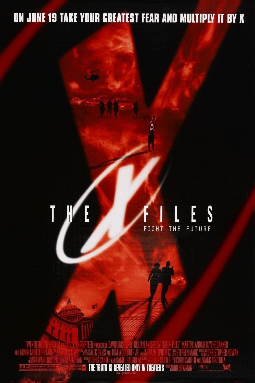 Gillian Anderson dans X-Files : Combattre le futur