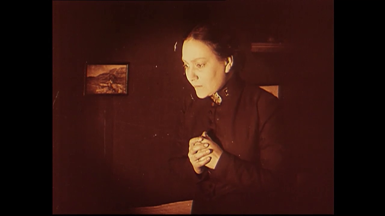 Körkarlen (La charrette fantôme, 1921) de Victor Sjöström : le charretier de la mort (HD)