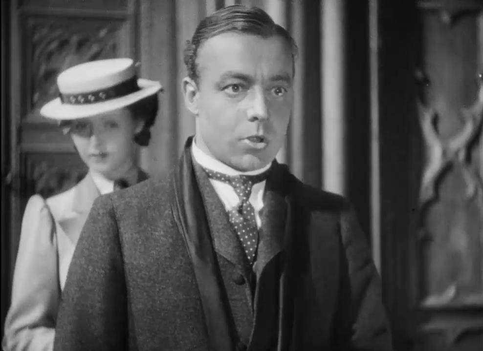 Der Mann, der Sherlock Holmes war (On a arrêté Sherlock Holmes, 1937) de Karl Hartl : la chanson