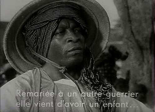 Habib Benglia dans le film L'homme du Niger (1940)