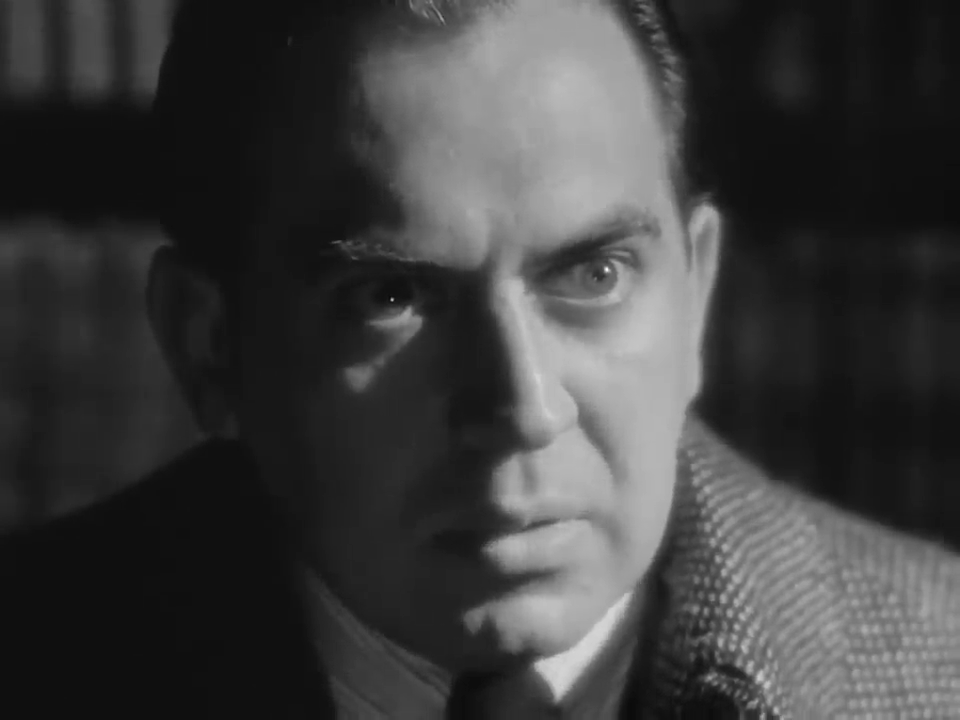Thomas Gomez dans le film Sherlock Holmes et la voix de la terreur