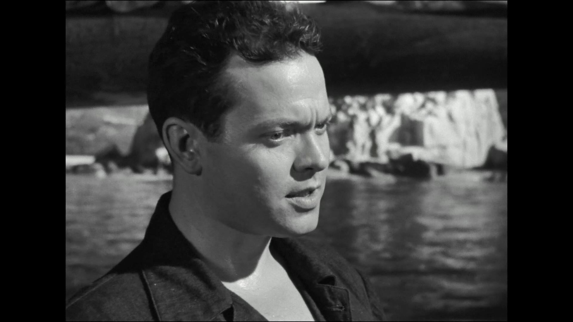 The Lady from Shanghai (La dame de Shanghaï, 1947) d'Orson Welles : la galerie des glaces (HD)