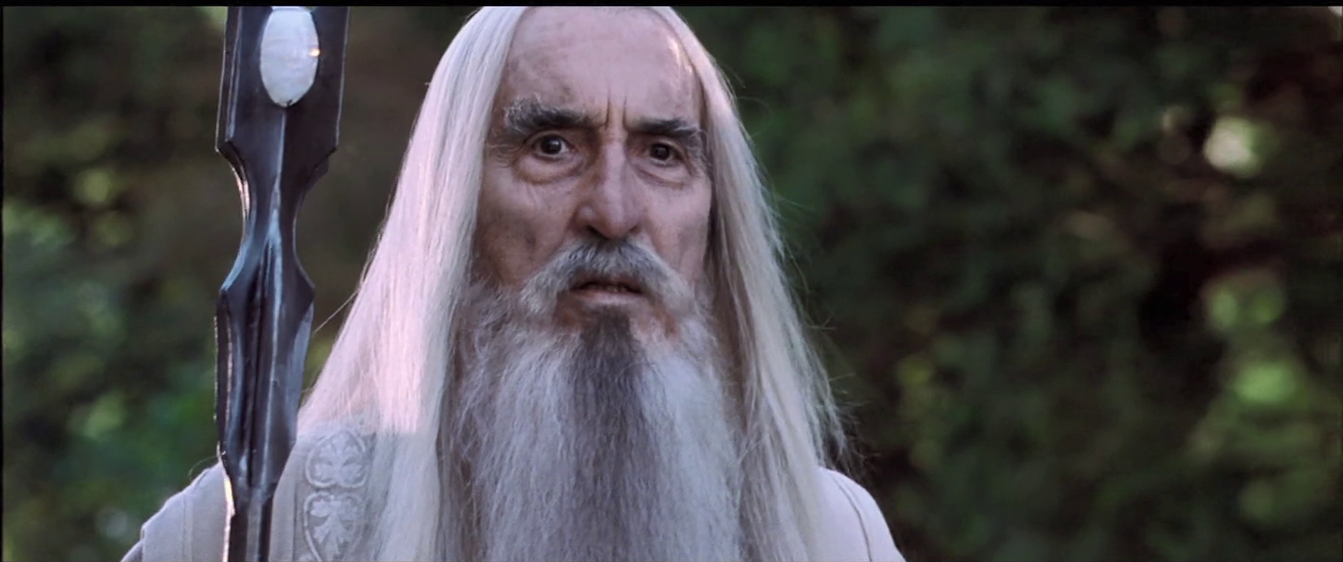 The Lord of the Rings : The Fellowship of the Ring (Le seigneur des anneaux : La communauté de l'anneau, 2001) de Peter Jackson : la Dame de Lorien (HD)