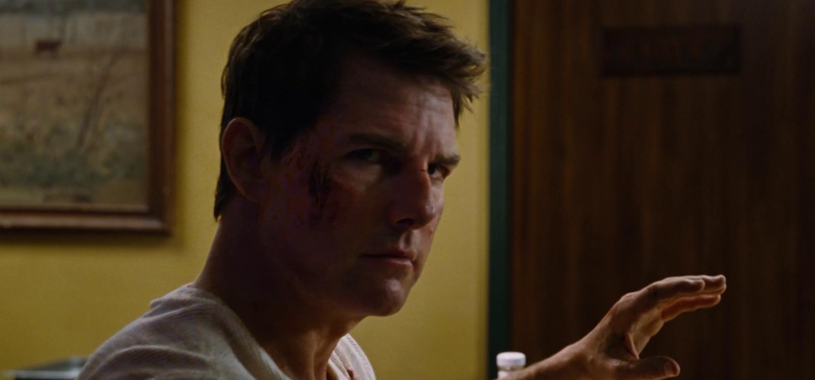 Jack Reacher : Never go back (2016) d'Edward Zwick : l'évasion (HD)