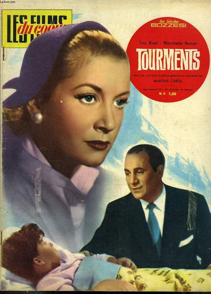 Tourments (1954) de Jacques Daniel-Norman : la fin