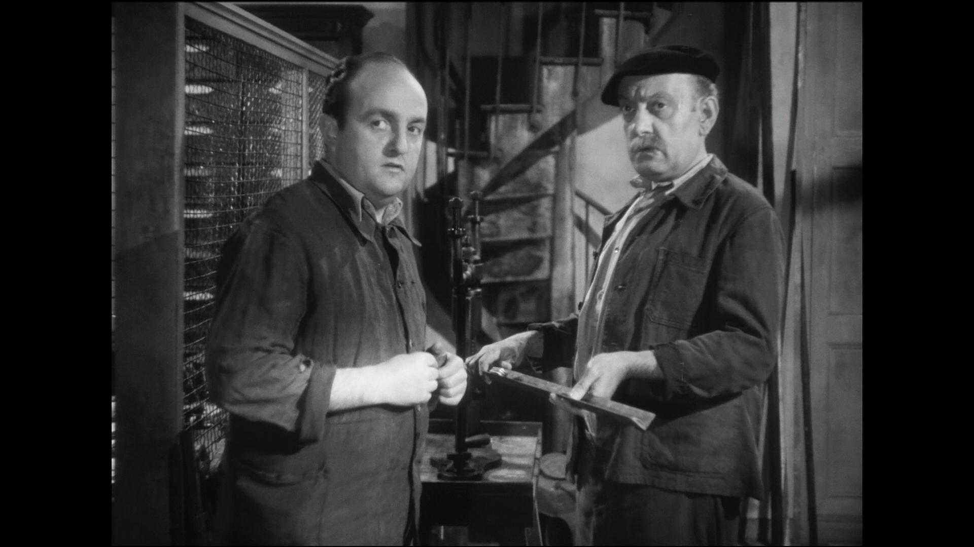 Monseigneur (1949) de Roger Richebé : Mennechain rencontre la duchesse (HD)