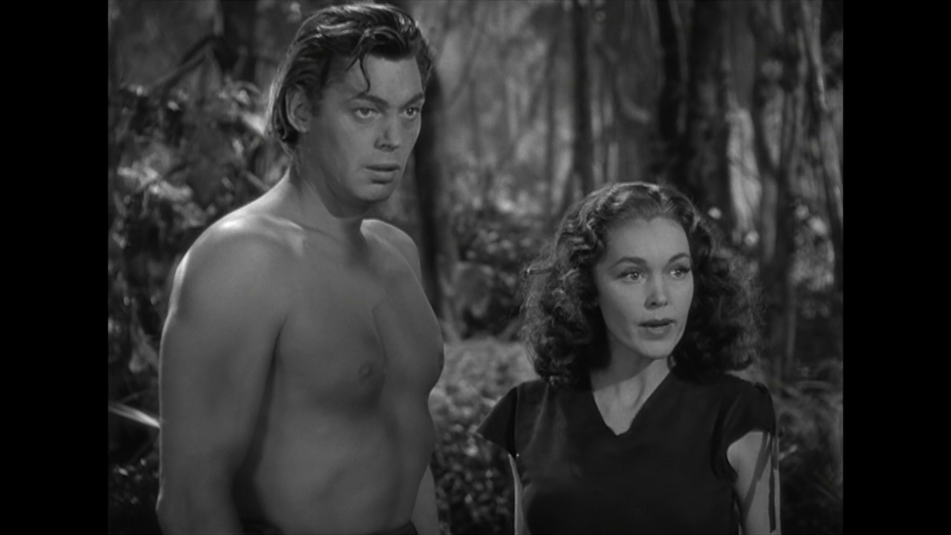 Tarzan finds a son (Tarzan trouve un fils, 1939) de Richard Thorpe : Boy en danger (HD)