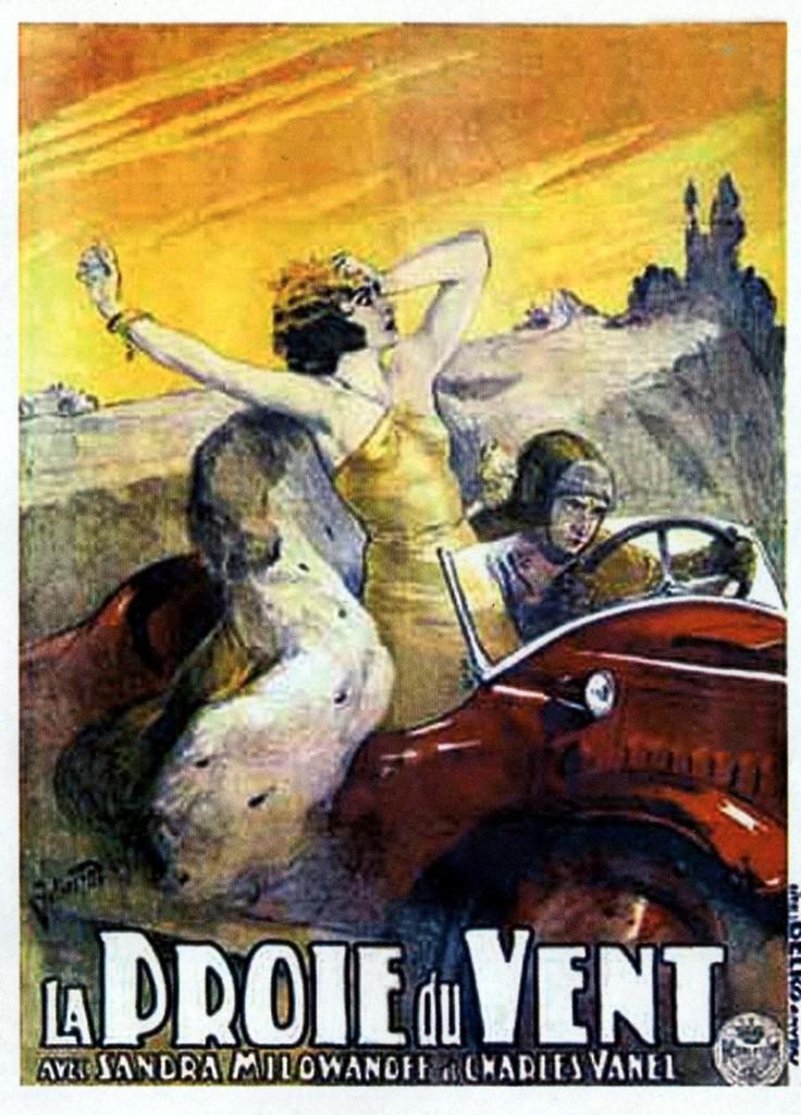 La proie du vent (1927) de René Clair : la fin