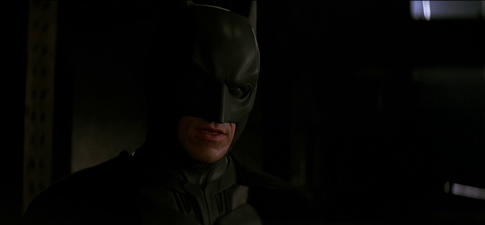 The Dark Knight (Le Chevalier Noir, 2008) de Christopher Nolan : Batman contre Le Joker; et la fin (HD)