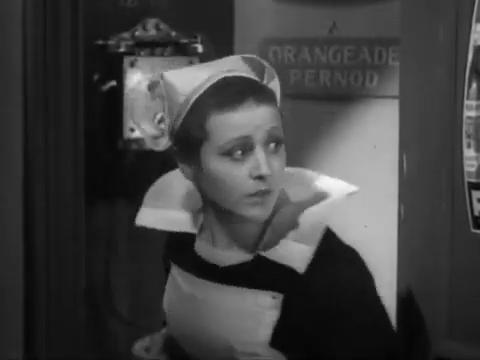 Le chien jaune (1932) de Jean Tarride : Léon arrêté